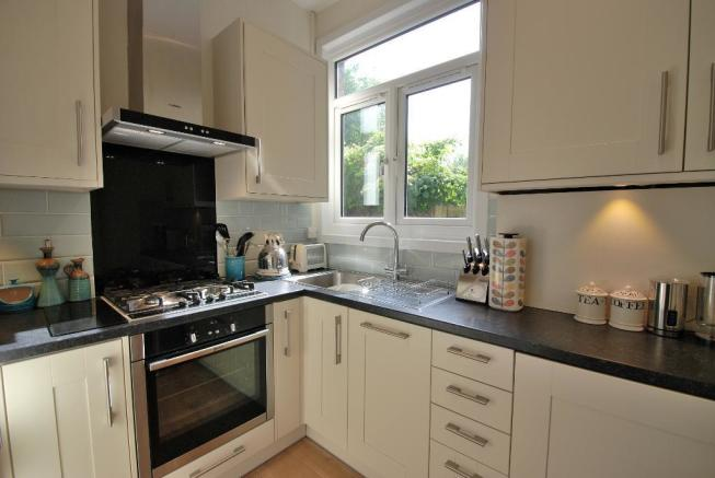 Stylish Integrated Kitchen