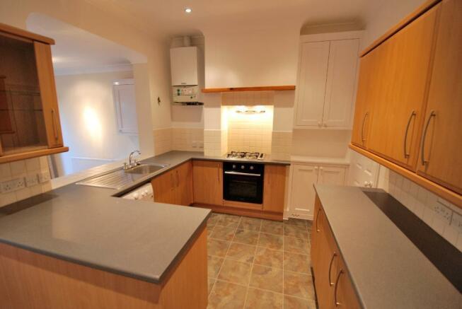 Kitchen - Alternative view