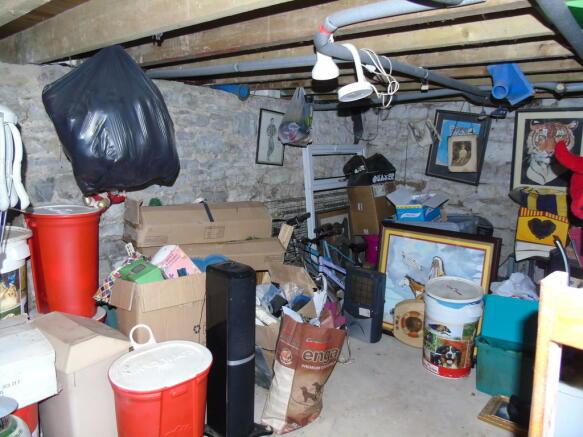 Second Cellar Roo...