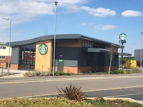 Starbucks unit