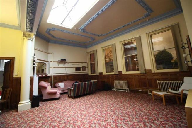 OLD BANKING HALL