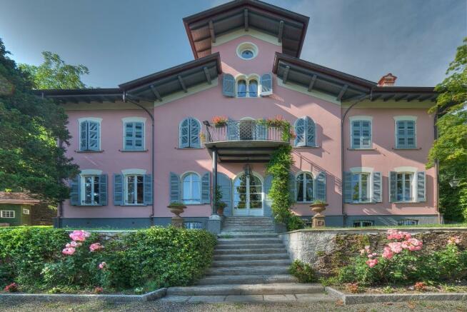 Villa Delle Camelie