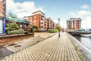 Photo of Mannheim Quay, Maritime Quarter, Swansea
