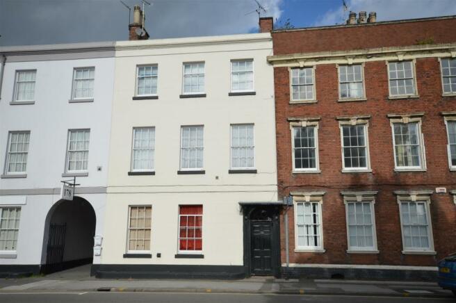 Horninglow Street