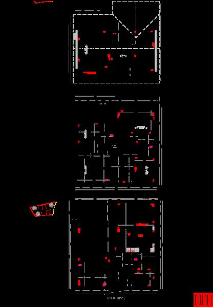 2308-144 - Plot 4 6 10 (D)  Floor Plans (08-01-18)