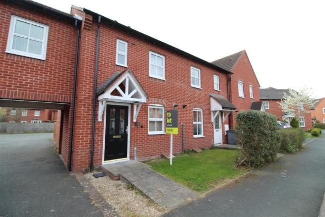 3 bedroom terraced house to rent in 36 Windmill Meadow, Wem