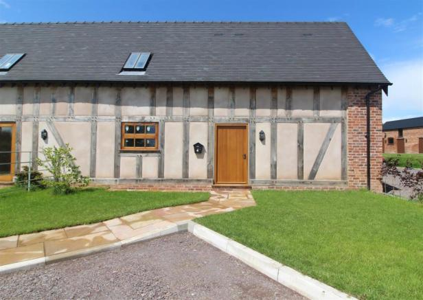 3 bedroom barn conversion for sale in Barn 4, Ryebank Farm