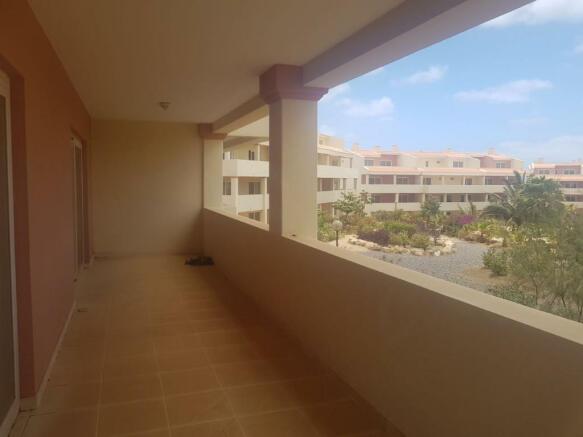 Terrace 19m2