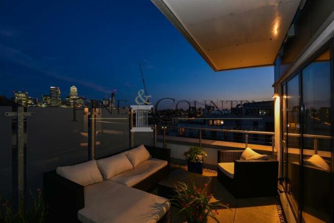 Additional Terrace Area Photo