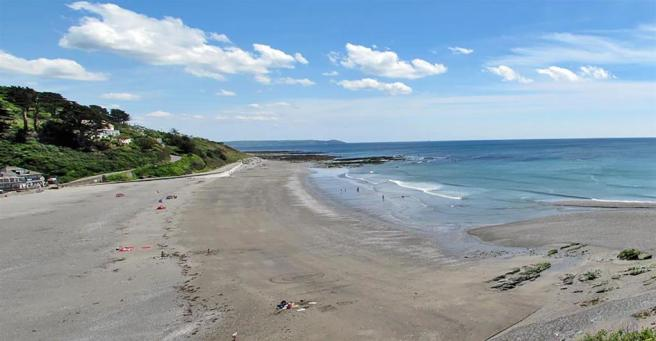 Seaton/Downderry Beach