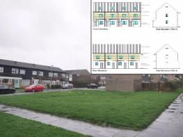 Photo of Site at 2 Dipton Grove, Cramlington, Northumberland