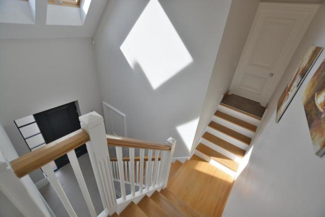 Second stairway