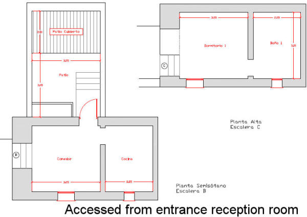 Second access