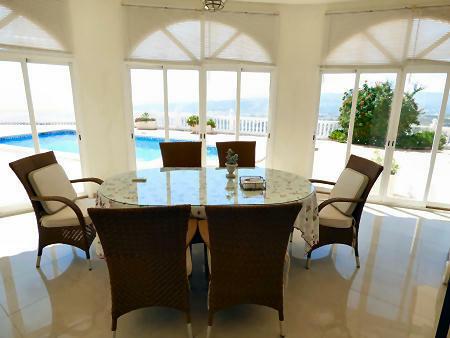 Glazed sunroom