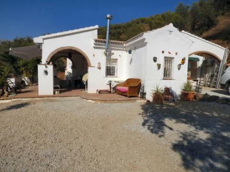 Modernised villa