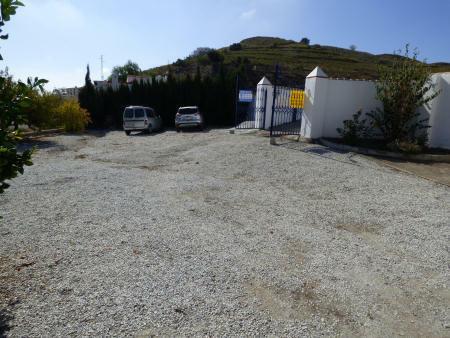 Ample car parking