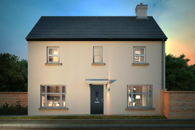 4 Bedroom Detached House For Sale In Malton Way Adwick Le
