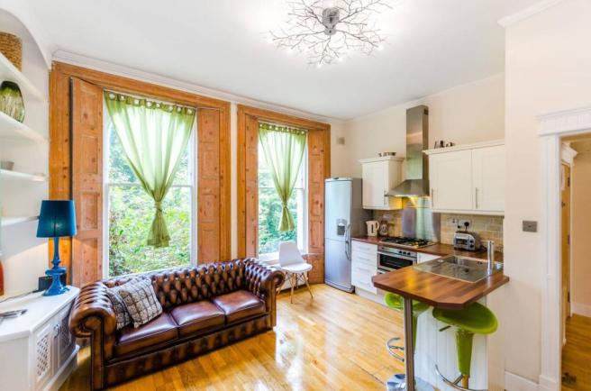 1 Bedroom Flat For Sale Camden Road