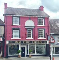 Photo of Stone Street, Llandovery, Carmarthenshire.