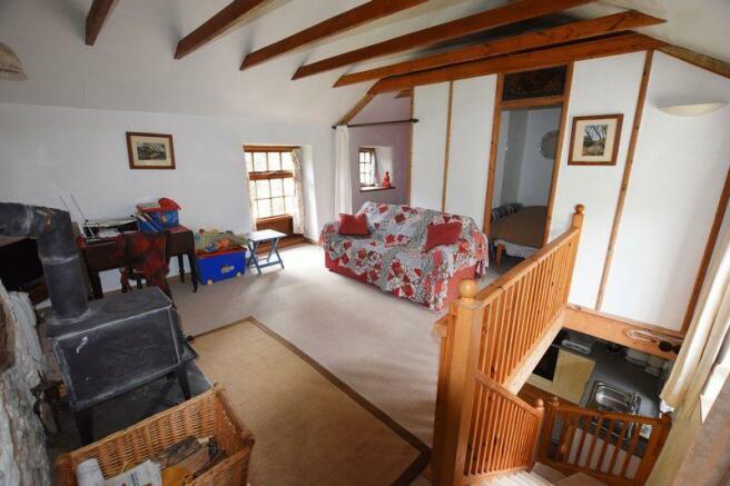 Third cottage ...