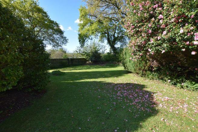 Other garden area