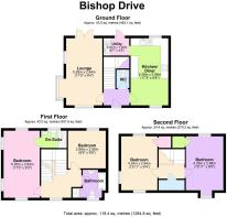 Bishop Drive - Floorplan.