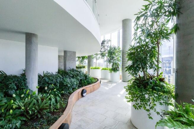 8th Floor Garden