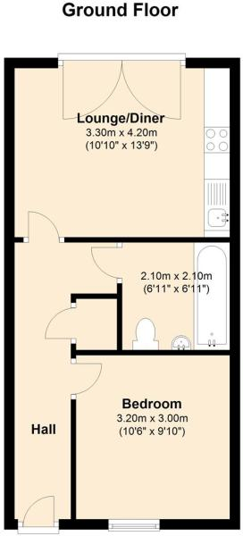 kings dock mill floorplan
