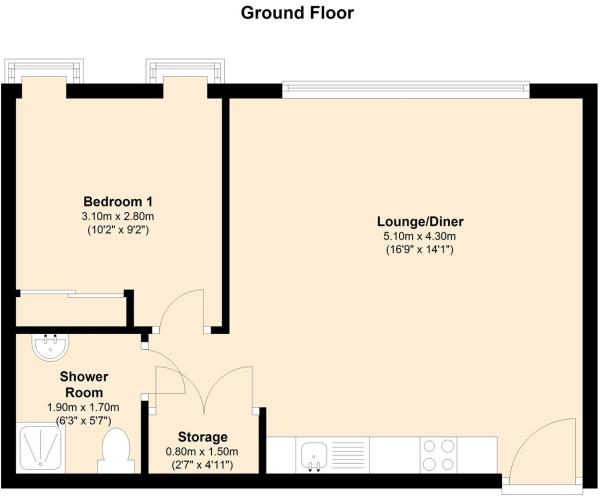 Mann Island Floorplan