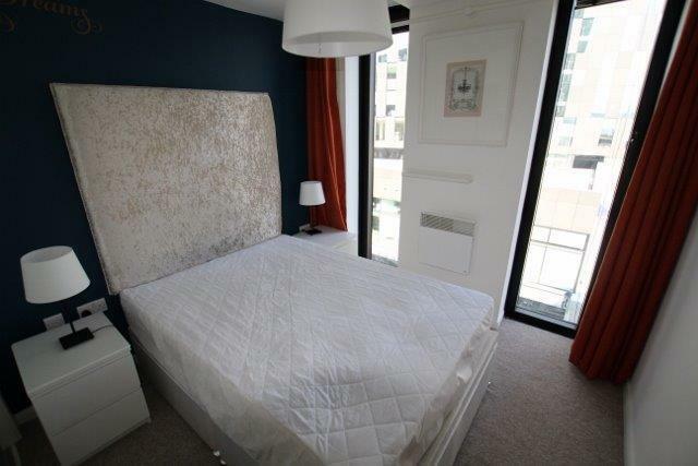 Mann Island Bedroom