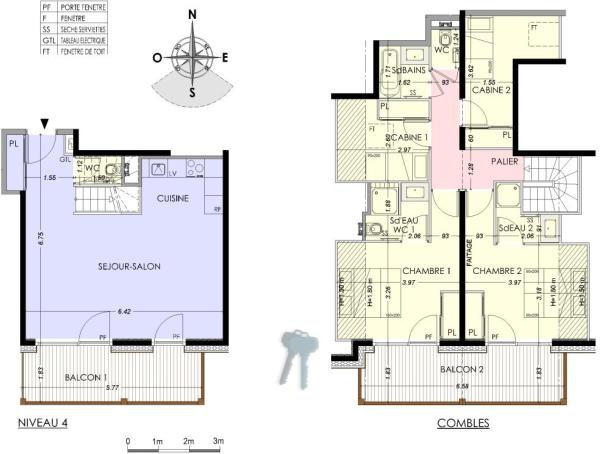 Example 4 bed plan