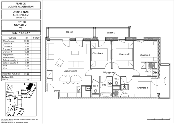 Example 4-bed