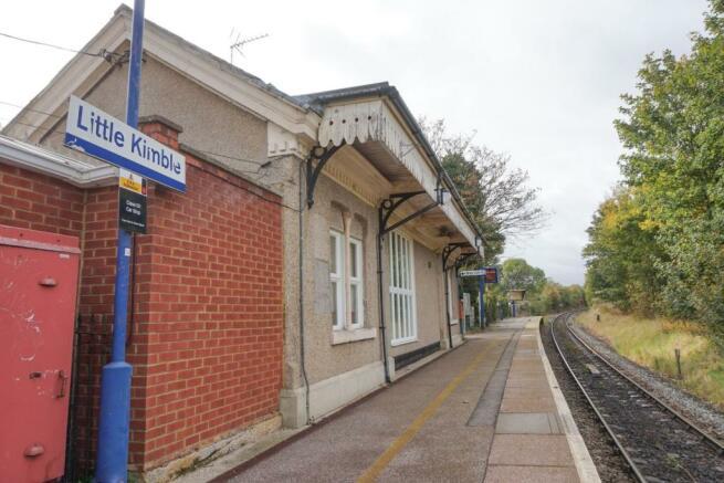 Local Train Station