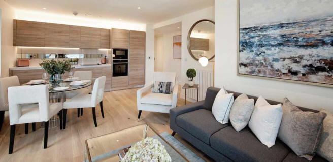 1 Bedroom Flat For Sale in Royal Arsenal