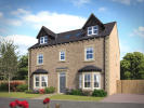 External CGI image of 5-bedroom Windsor