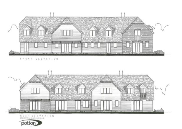 4 New Cottages