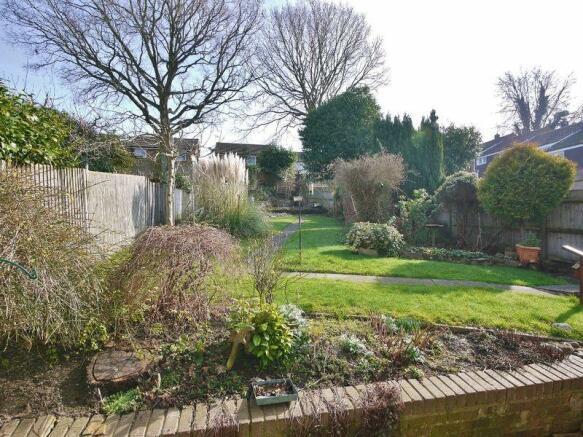 108ft garden