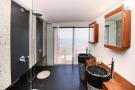 Bedroom shower