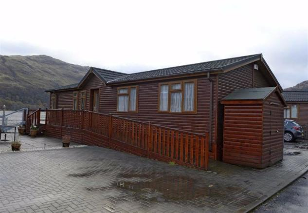 3 bedroom chalet for sale in 2011 Omar Kingfisher, Ardlui, G83
