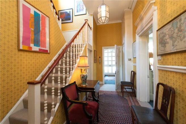 Hallway, Nw6