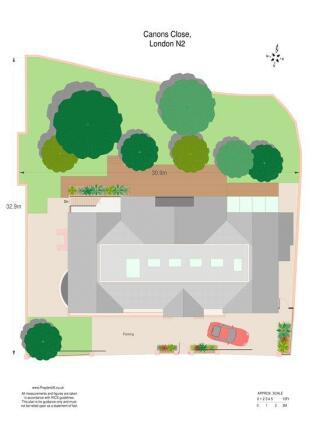 Site Plan, N2