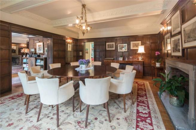 Dining Room Nw11