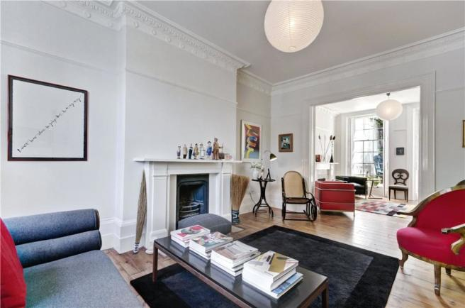 Reception Room Nw3
