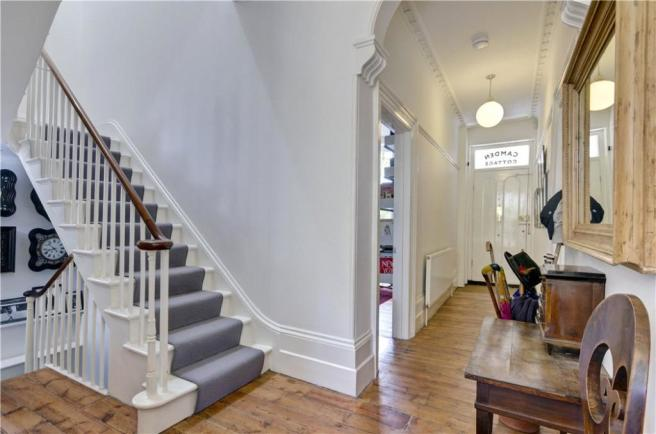 Stairs Nw3