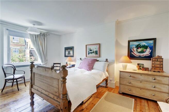 Bedroom Nw3