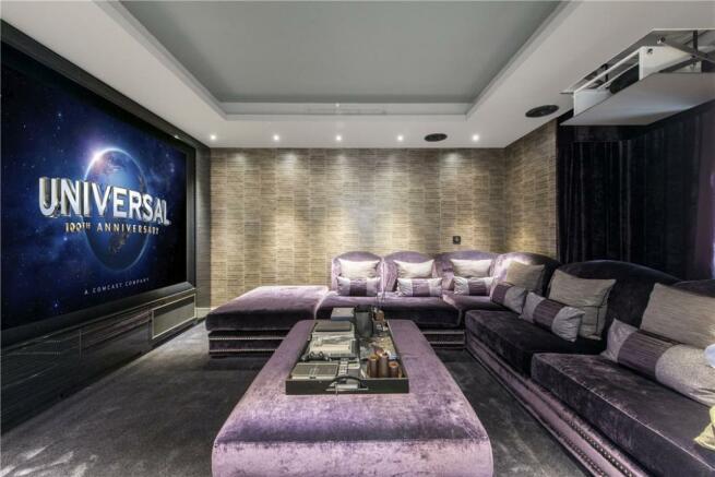 Cinema Room Nw11