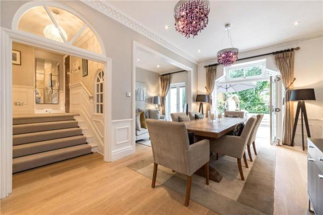 Dining Room Nw3