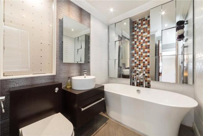 Bathroom Nw3