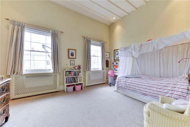 Second Bedroom W8