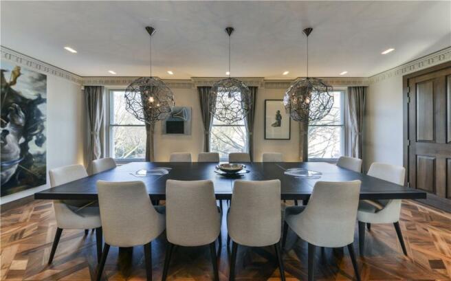 Dining Room W11